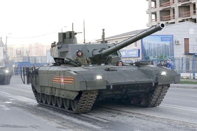 Siêu tăng T-14 Armata giá 8 triệu USD của Nga-hàng độc ảnh 3