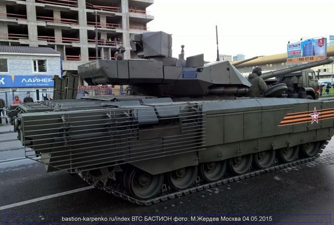 Siêu tăng T-14 Armata giá 8 triệu USD của Nga-hàng độc ảnh 4