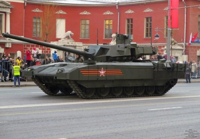 Siêu tăng T-14 Armata giá 8 triệu USD của Nga-hàng độc ảnh 6