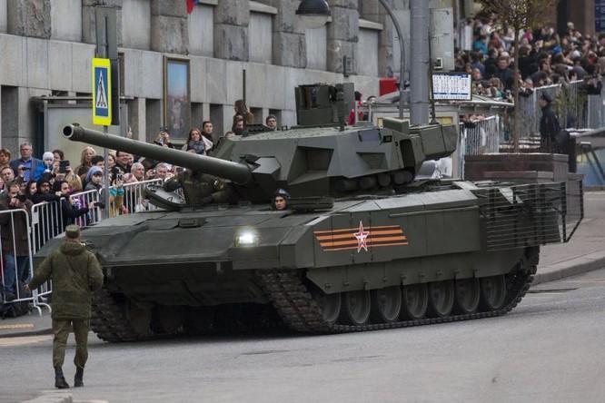 Siêu tăng T-14 Armata giá 8 triệu USD của Nga-hàng độc ảnh 7