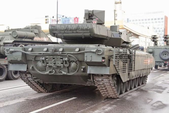Siêu tăng T-14 Armata giá 8 triệu USD của Nga-hàng độc ảnh 8