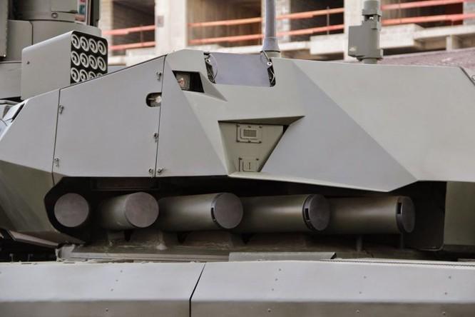 Siêu tăng T-14 Armata giá 8 triệu USD của Nga-hàng độc ảnh 10
