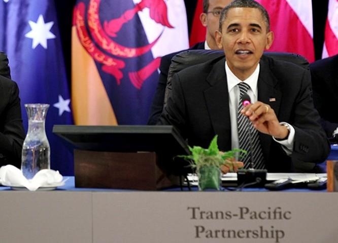 """Nội các Mỹ tranh cãi """"nảy lửa"""" vì gian lận tiền tệ trong TPP ảnh 2"""