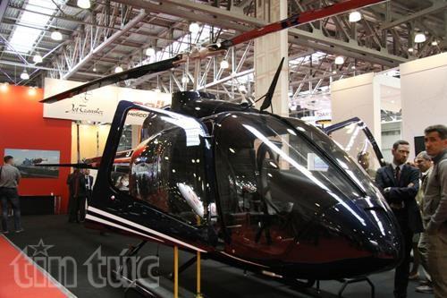 Thế giới trực thăng 'loáng mắt' trong triển lãm ở Moskva ảnh 4