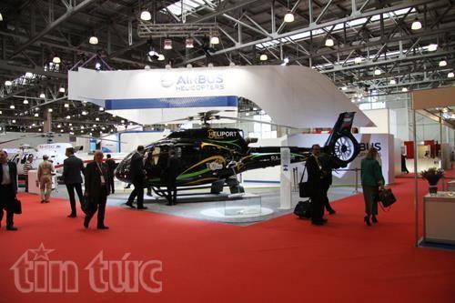 Thế giới trực thăng 'loáng mắt' trong triển lãm ở Moskva ảnh 5