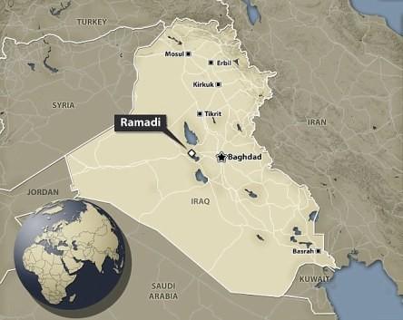 Ramadi thất thủ phơi bày lỗ hổng chiến lược của Mỹ ảnh 1