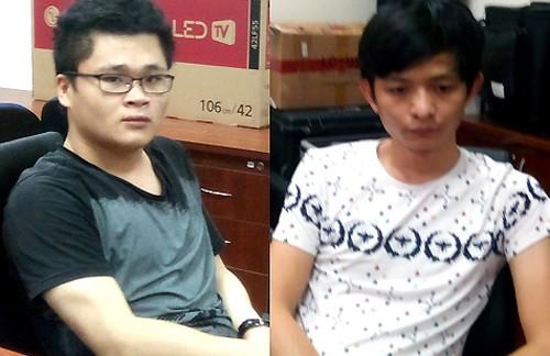 24 người Trung Quốc lừa đảo công nghệ cao bị bắt giữ ảnh 1