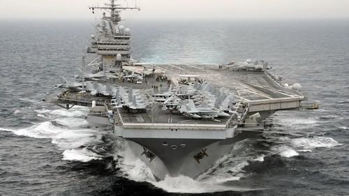 Ba hướng triển khai hải quân của Mỹ đối phó Trung Quốc ở Biển Đông ảnh 2