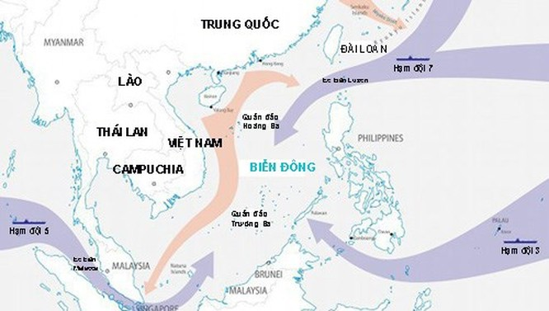 Ba hướng triển khai hải quân của Mỹ đối phó Trung Quốc ở Biển Đông ảnh 4