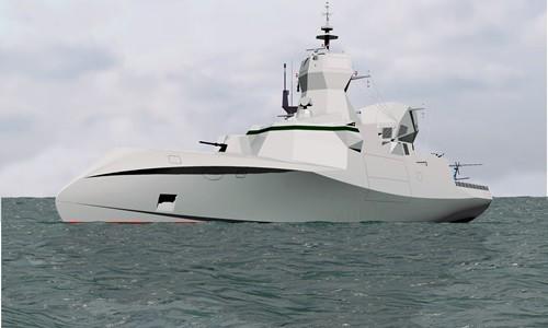 Pháp tiết lộ tính năng tàu hộ tống tên lửa muốn bán cho Việt Nam ảnh 1