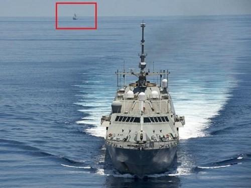 """3 kịch bản Trung Quốc """"xử"""" Global Hawk của Mỹ trên Biển Đông ảnh 3"""