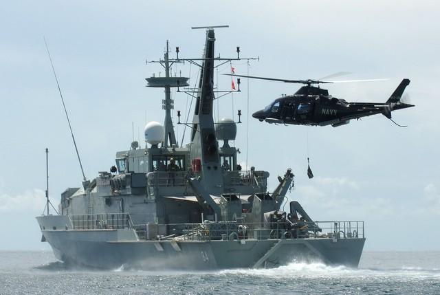 Úc sẽ điều máy bay, tàu chiến sát cánh với Mỹ ở Biển Đông ảnh 1