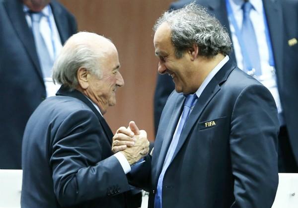 Sepp Blatter tái đắc cử Chủ tịch FIFA ảnh 1