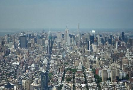 New York mở cửa tháp WTC mới ảnh 2