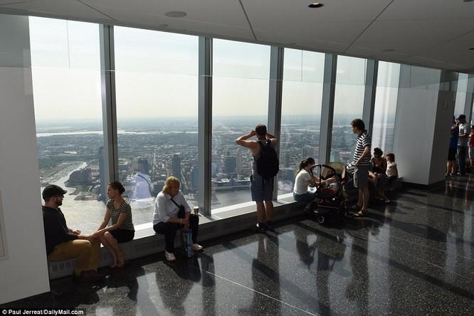 New York mở cửa tháp WTC mới ảnh 1