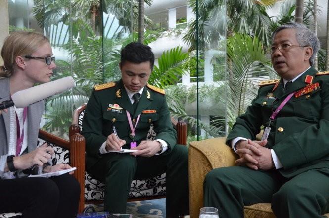 Thượng tướng Nguyễn Chí Vịnh: Càng căng thẳng, càng phải độc lập tự chủ ảnh 2