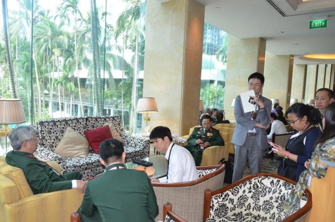 Thượng tướng Nguyễn Chí Vịnh: Càng căng thẳng, càng phải độc lập tự chủ ảnh 1