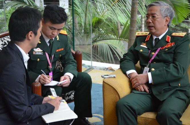 Thượng tướng Nguyễn Chí Vịnh: Càng căng thẳng, càng phải độc lập tự chủ ảnh 3
