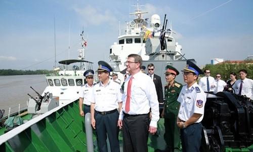 Sáng kiến gần nửa tỷ USD của Mỹ cho an ninh biển Đông Nam Á ảnh 1
