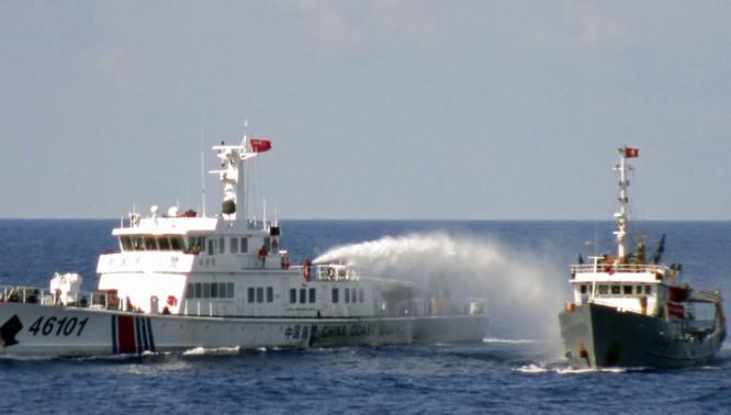 Mỹ: Năm cách đánh bại Trung Quốc trên biển Đông ảnh 1