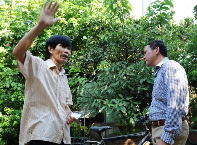 """Ông Nguyễn Sự """"treo ấn từ quan"""" ảnh 2"""