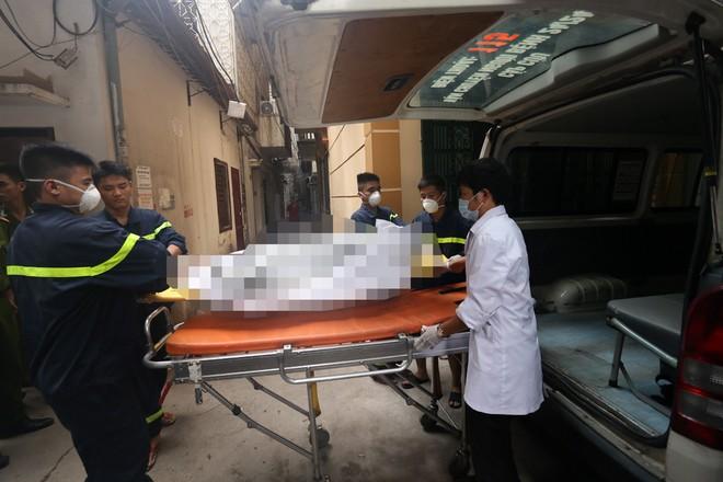 Hiện trường vụ hỏa hoạn khiến 5 người tử vong ảnh 1