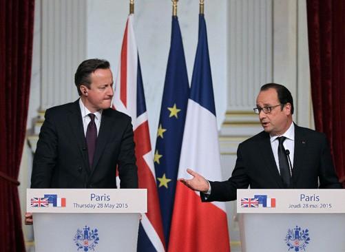 Bốn cuộc khủng hoảng đang gây rắc rối cho châu Âu ảnh 1