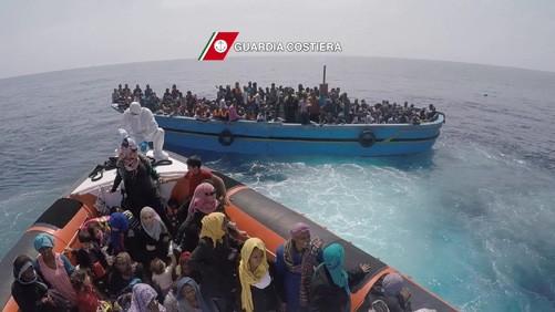 Bốn cuộc khủng hoảng đang gây rắc rối cho châu Âu ảnh 2