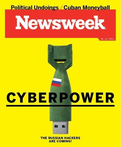 Newsweek phát hiện siêu vũ khí của Nga ảnh 1