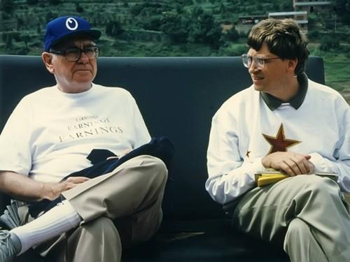 Bill Gates học được gì từ Warren Buffett ảnh 1