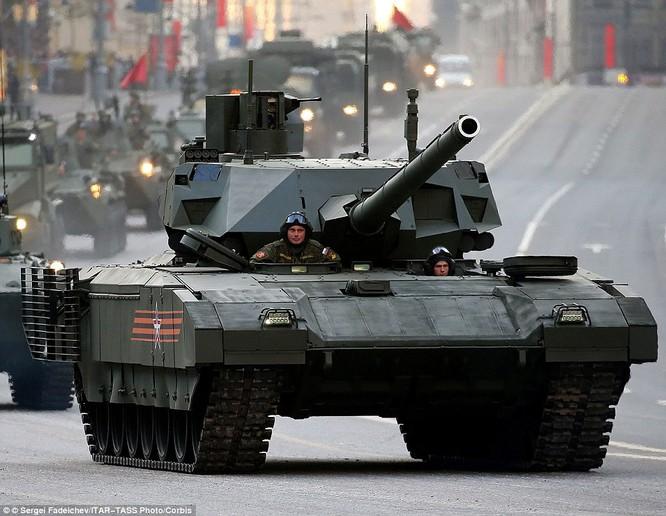 Siêu tăng Armata của Nga có gì khiến phương Tây khiếp sợ? ảnh 1