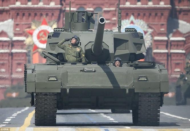 Siêu tăng Armata của Nga có gì khiến phương Tây khiếp sợ? ảnh 2