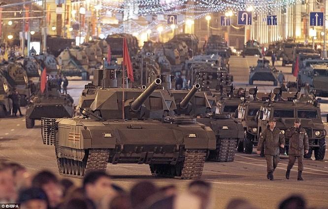 Siêu tăng Armata của Nga có gì khiến phương Tây khiếp sợ? ảnh 3