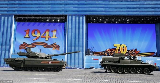 Siêu tăng Armata của Nga có gì khiến phương Tây khiếp sợ? ảnh 4
