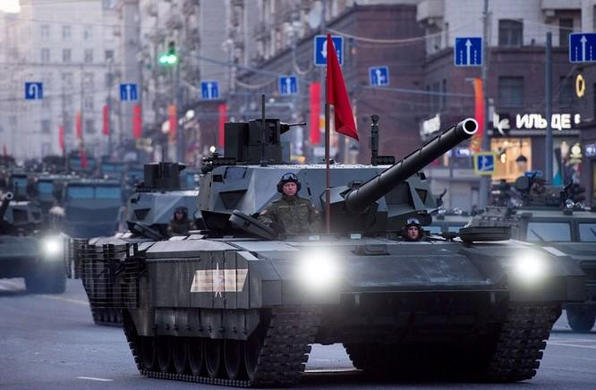 Siêu tăng Armata của Nga có gì khiến phương Tây khiếp sợ? ảnh 7