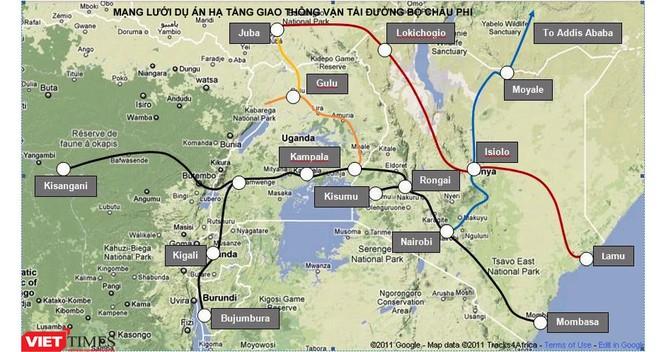 Trung Quốc mưu đồ xây dựng đế chế thương mại - quân sự thống trị toàn cầu ảnh 3
