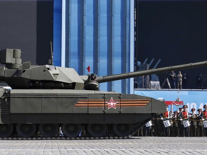 """Nga """"so găng"""" vũ khí khủng với NATO ảnh 1"""