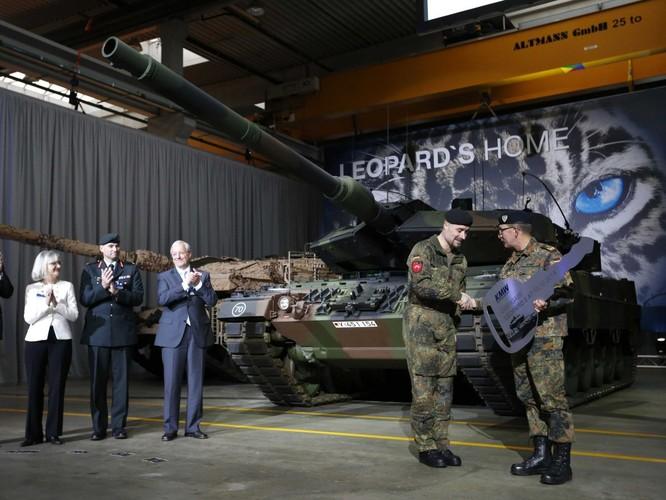 """Nga """"so găng"""" vũ khí khủng với NATO ảnh 2"""