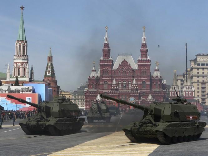 """Nga """"so găng"""" vũ khí khủng với NATO ảnh 3"""