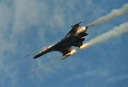 Trung Quốc định kéo J-11 ra Chữ Thập, nếu động binh Mỹ sẽ lập tức nhảy vào ảnh 1