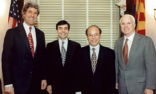 Những trở ngại đầy nản chí ở chặng đầu quan hệ Việt - Mỹ ảnh 2