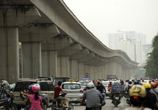 Tại sao đường sắt đô thị Cát Linh - Hà Đông uốn lượn mấp mô? ảnh 2