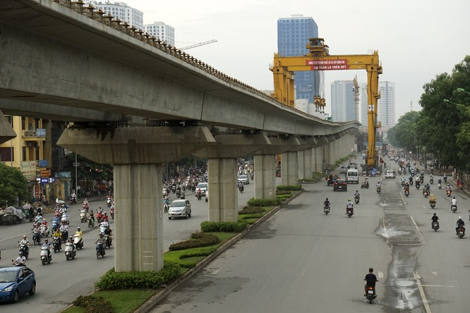 Tại sao đường sắt đô thị Cát Linh - Hà Đông uốn lượn mấp mô? ảnh 4