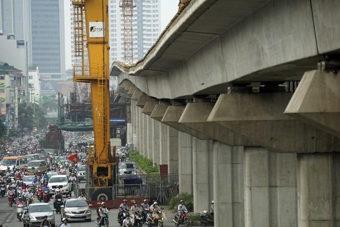 Tại sao đường sắt đô thị Cát Linh - Hà Đông uốn lượn mấp mô? ảnh 6