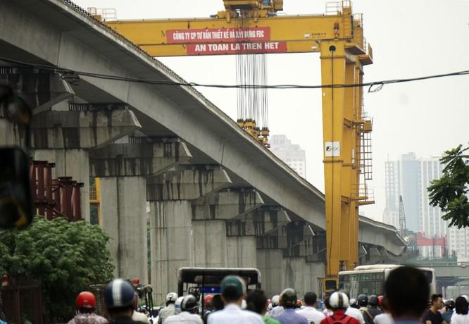 Tại sao đường sắt đô thị Cát Linh - Hà Đông uốn lượn mấp mô? ảnh 7