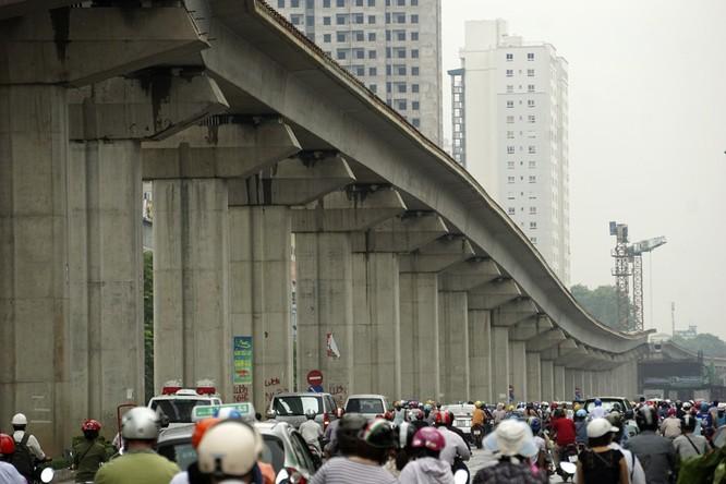 Tại sao đường sắt đô thị Cát Linh - Hà Đông uốn lượn mấp mô? ảnh 8