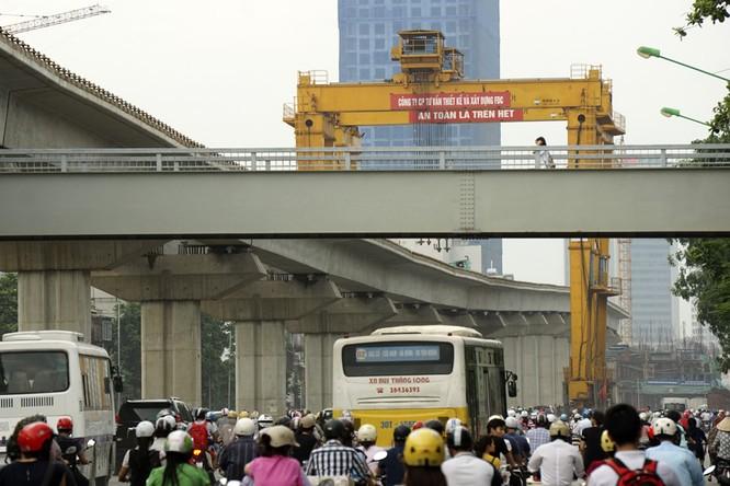 Tại sao đường sắt đô thị Cát Linh - Hà Đông uốn lượn mấp mô? ảnh 9