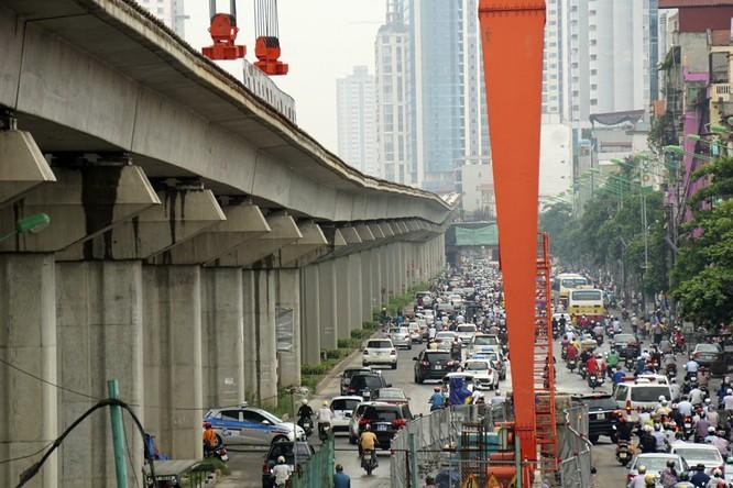 Tại sao đường sắt đô thị Cát Linh - Hà Đông uốn lượn mấp mô? ảnh 10
