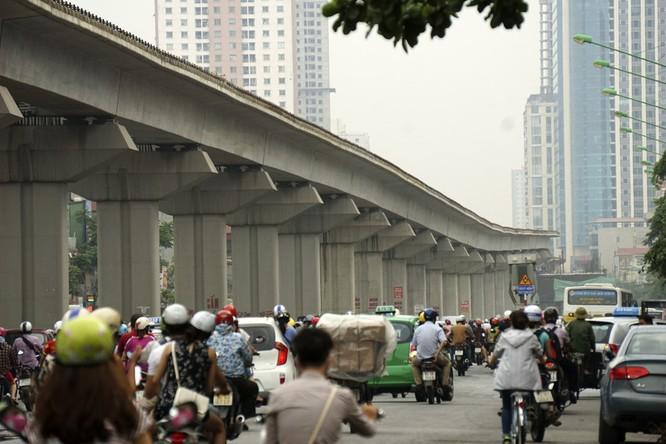 Tại sao đường sắt đô thị Cát Linh - Hà Đông uốn lượn mấp mô? ảnh 11