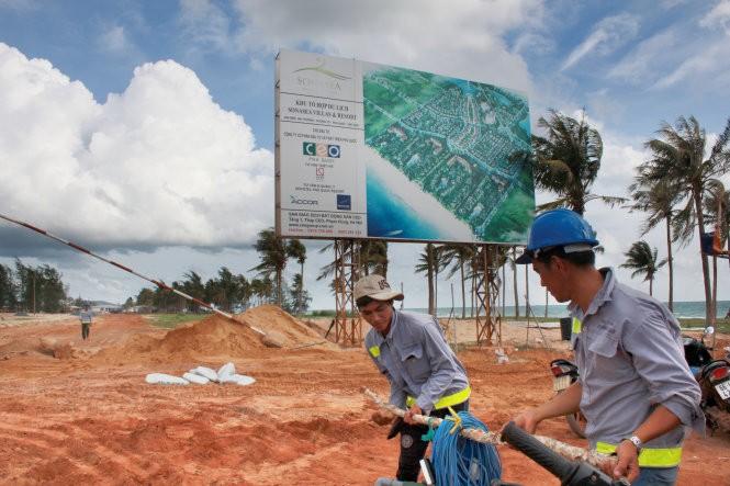 Sốt đất đảo ngọc Phú Quốc: Đại gia vác balô tiền đi mua đất ảnh 1